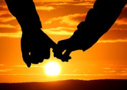 一般的な長さでまっすぐならば結婚線は最高の状態!